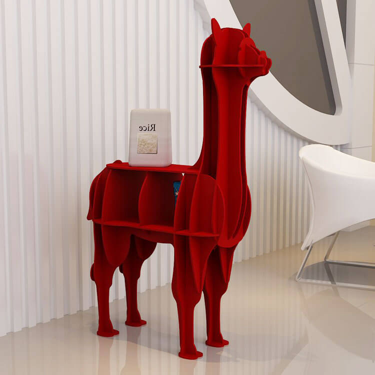 Unique Animal Shape Bookshelf Animal Cutting Display Stand Animal Model Decor Shelf For Interior Office Library Hotel Decor Welcome To Esshelf