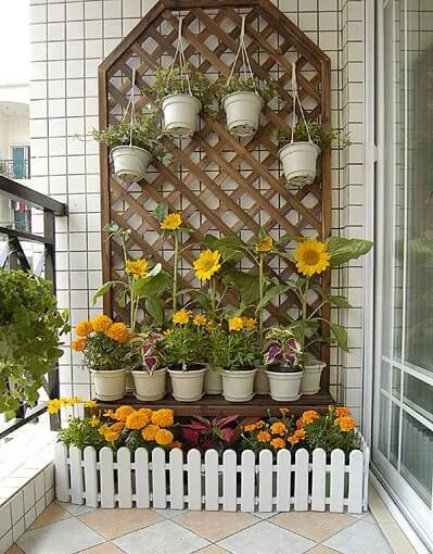 top 22 trending balcony plant stand you